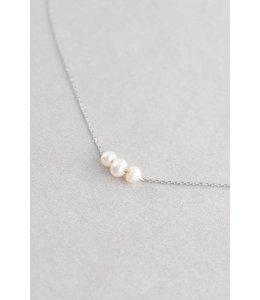 Lovoda Oceanside Necklace - Sterling Silver