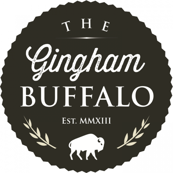 The Gingham Buffalo