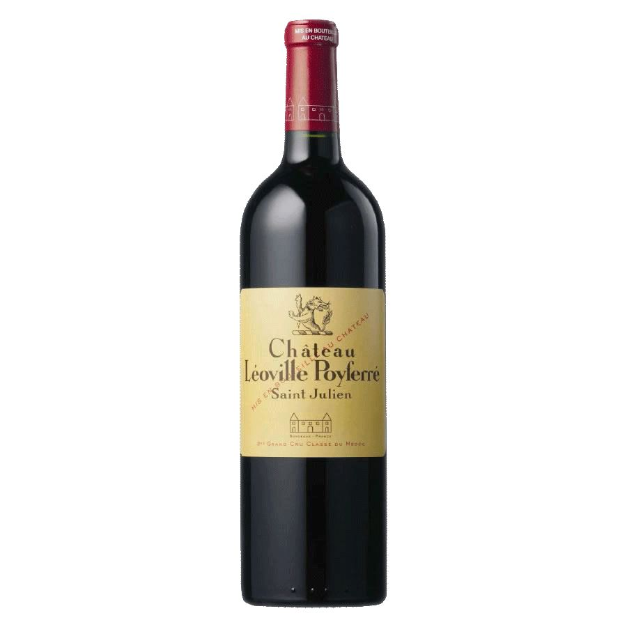 Wine Ch. Leoville Poyferre 2000