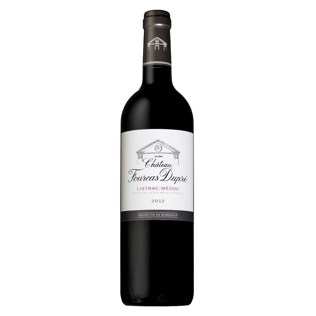 Wine Ch. Fourcas Dupre 2012
