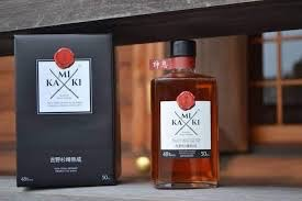 Spirits Kamiki Blended Malt Whisky