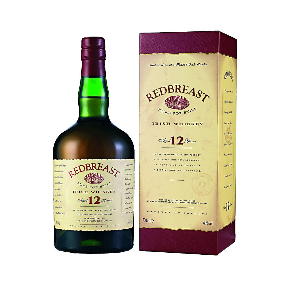 Spirits Redbreast 12 Year Irish Whiskey