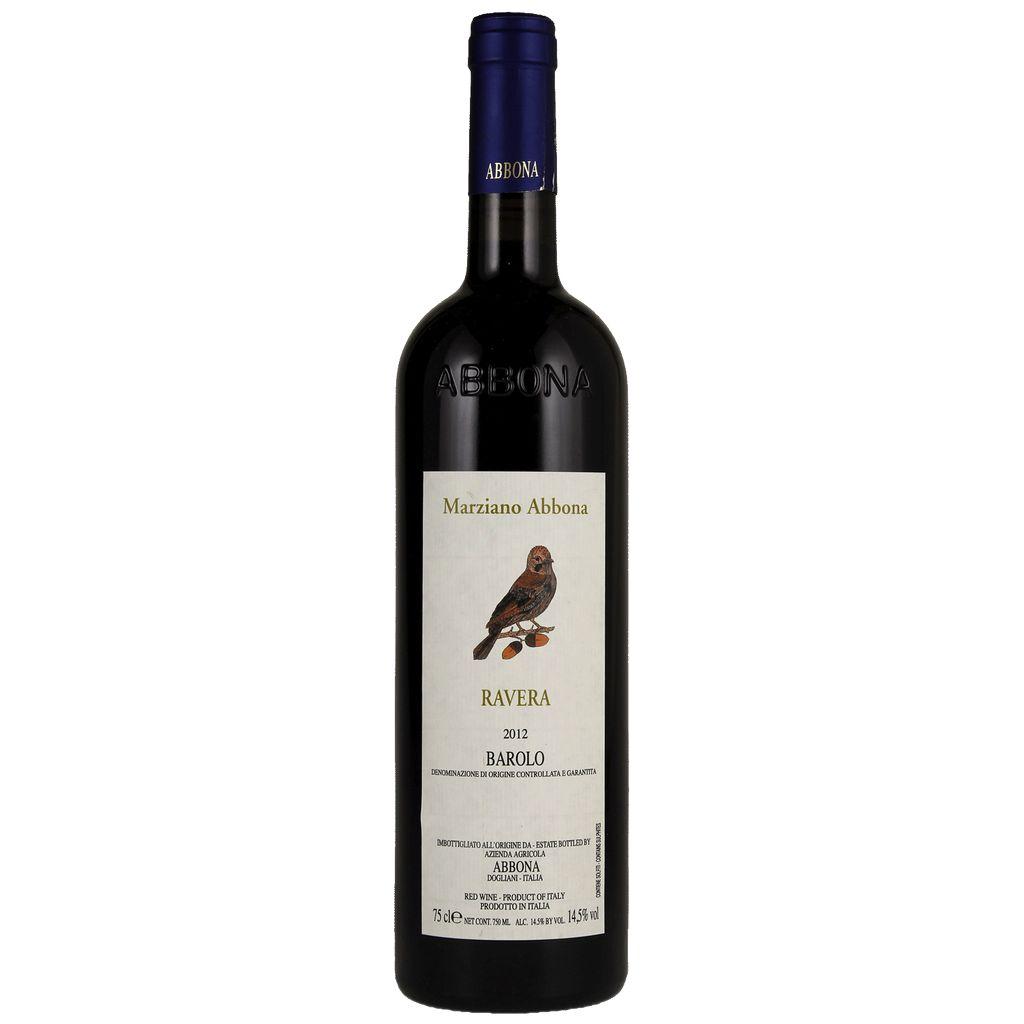 Wine Marziano Abbona Barolo Ravera 2012