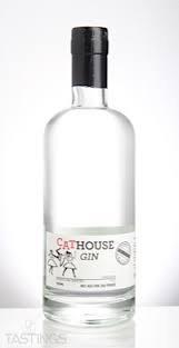 Spirits Bone Black Cathouse Gin 750ml