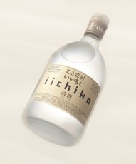 Spirits Iichiko Mugi Shochu 200ml