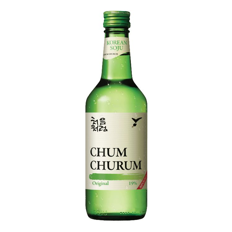 Spirits Chum Churum Korean Soju