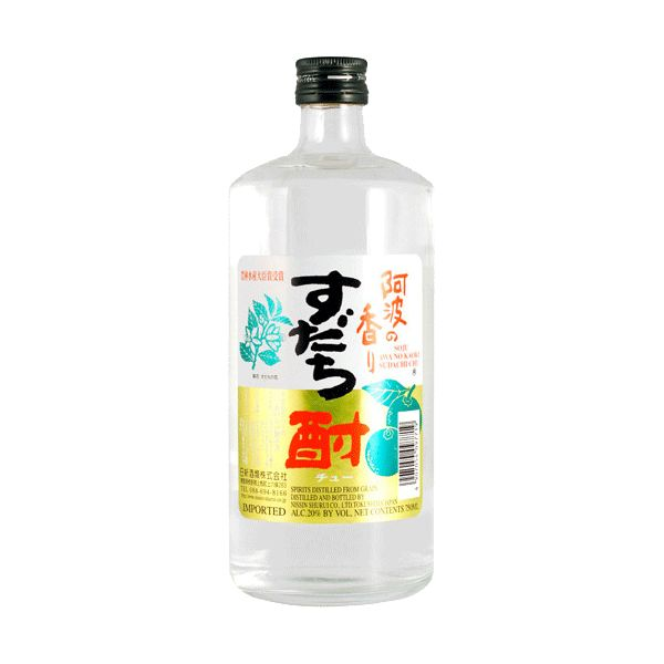 Spirits Nisshin Shurui Sudachi Shochu