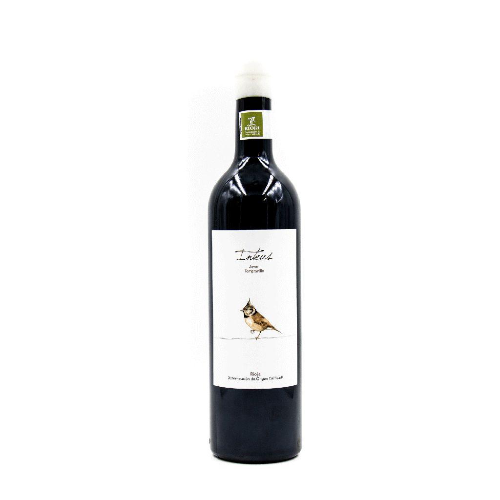 Wine Bodegas Inteus Rioja Joven 2017