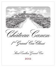 Wine Ch. Canon 2012