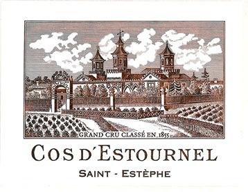 Wine Ch Cos d'Estournel 2013