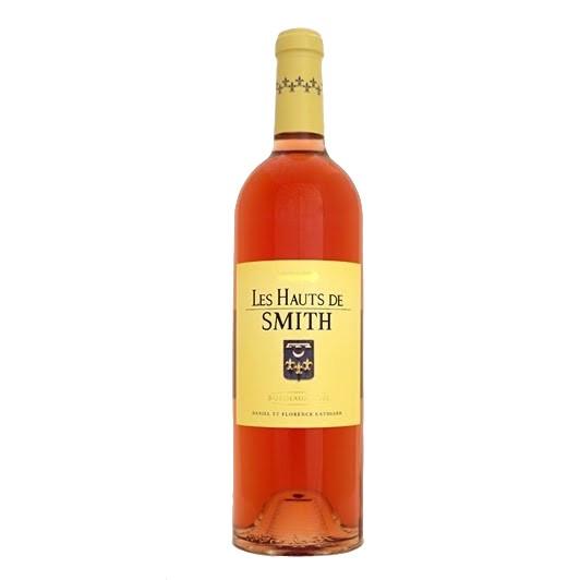 Wine Chateau Smith Haut Lafitte, Les Hauts De Smith Rose 2016