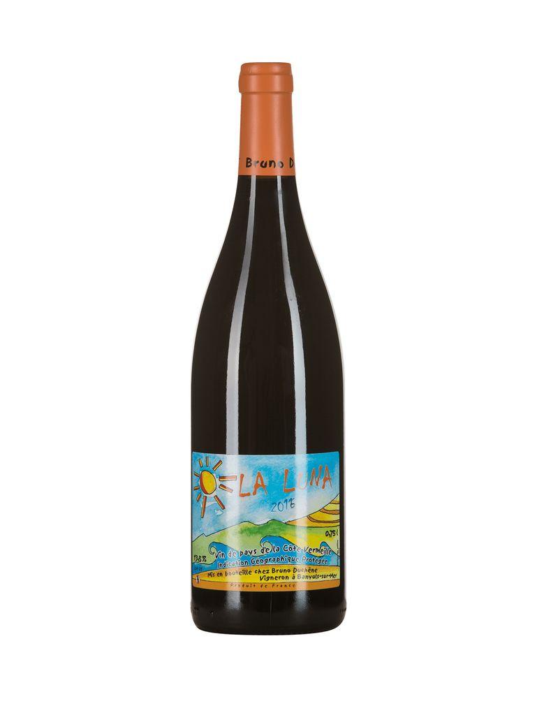 Wine Bruno Duchene 'La Luna' 2017
