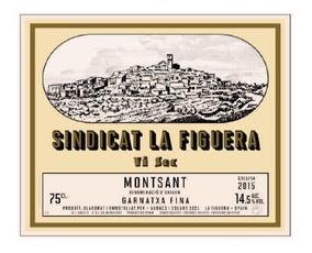 Wine Sindicat La Figuera Montsant Tinto 2016