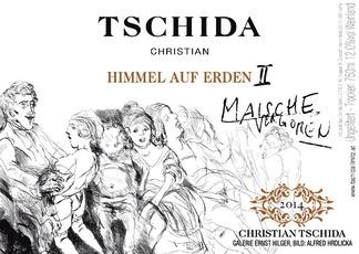 Wine Tschida 'Himmel Auf Erden' II Maischevergoren  2017