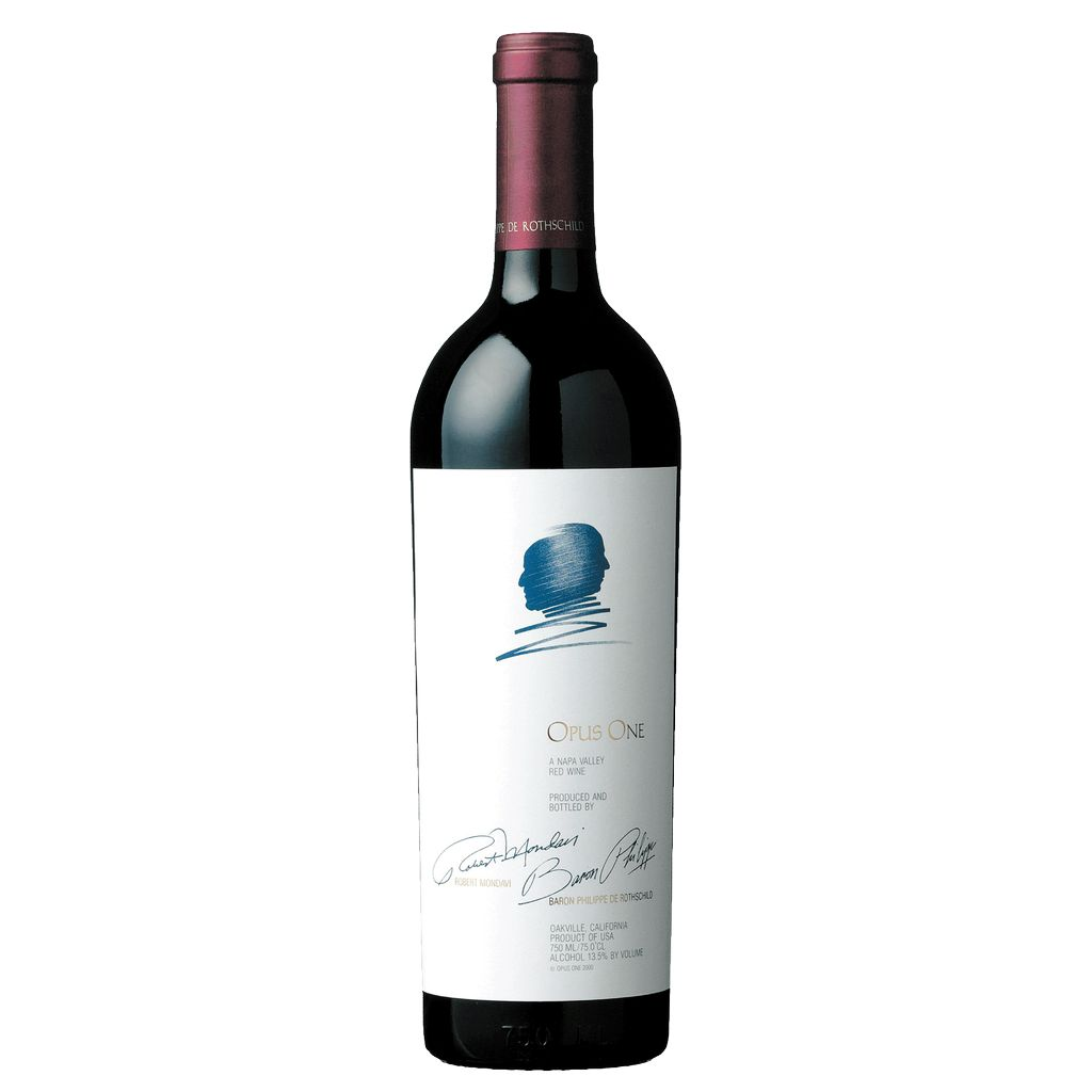 Wine Opus One 2015