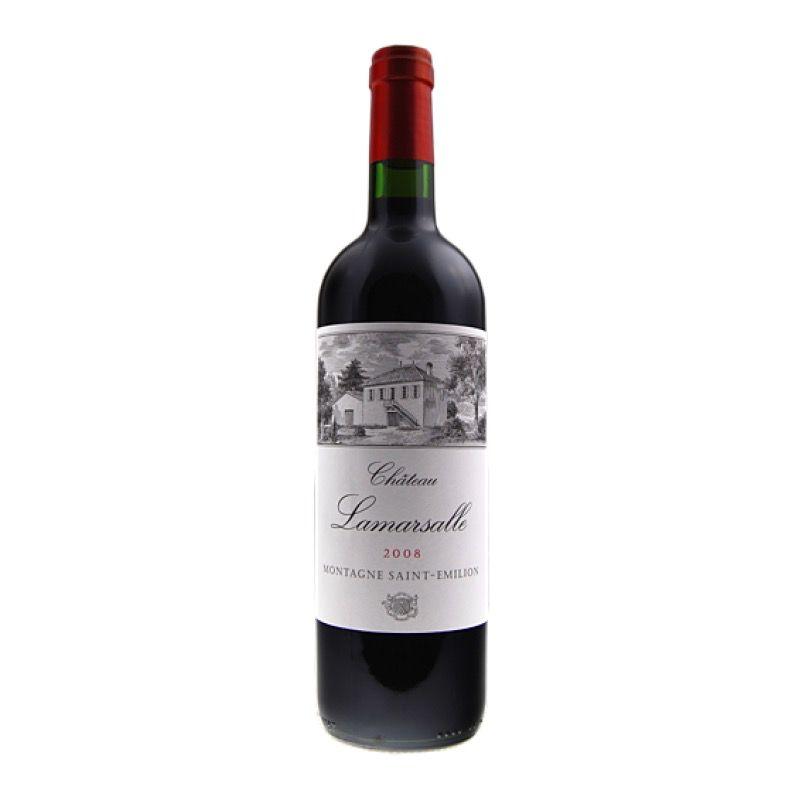 Wine Chateau Lamarsalle Montagne Saint-Emilion 2015