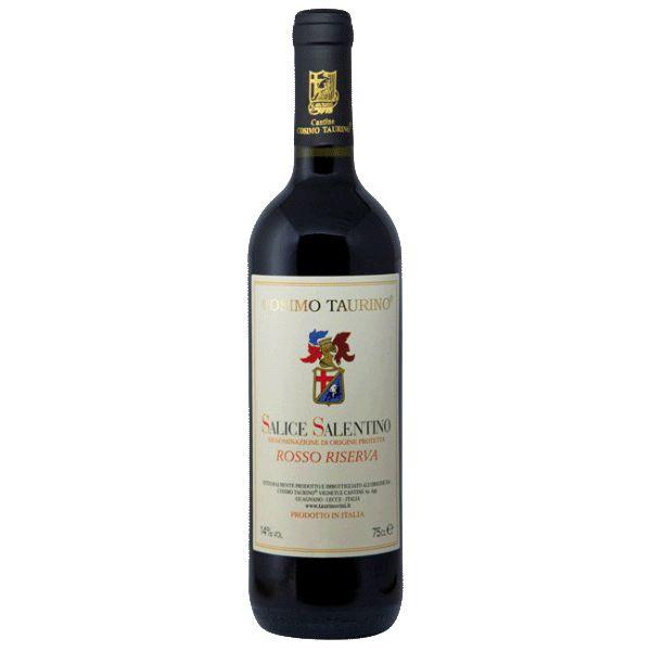 Wine Salice Salentino Cosimo Taurino Rosso Riserva 2010