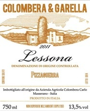 Wine Colombera & Garella Lessona 2015