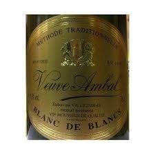 Sparkling Ch Veuve Ambal Blanc de Blancs Method Traditionnelle
