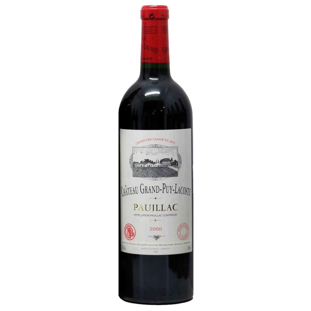 Wine Ch. Grand Puy Lacoste 2000