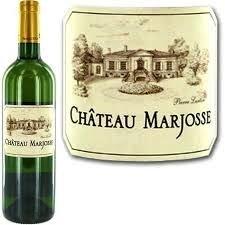Wine Chateau Marjosse Entre-deux-Mers Blanc 2016