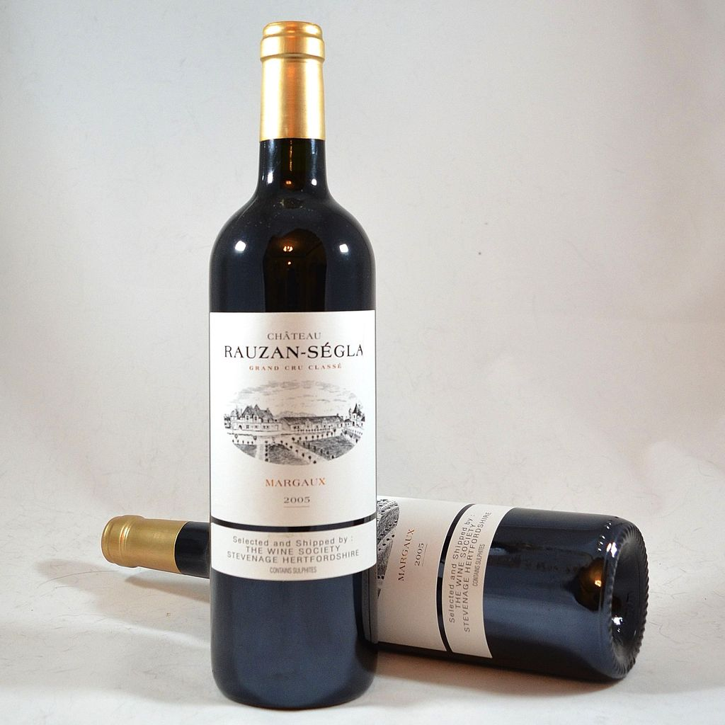 Wine Ch. Rauzan Segla 2005