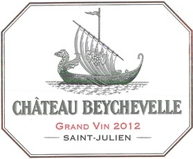 Wine Chateau Beychevelle 2013