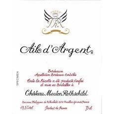 Wine Chateau Mouton Rothschild Aile d'Argent Bordeaux Blanc 2015