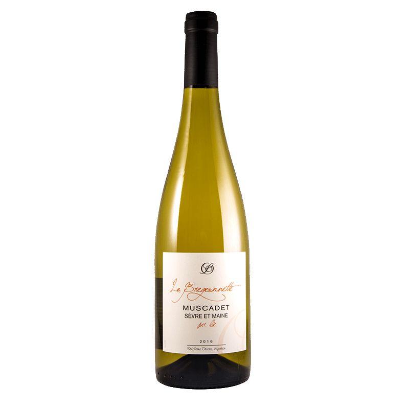 Wine Stephane Orieux Domaine de la Bregeonnette Muscadet Sevre et Maine Sur Lie 2017