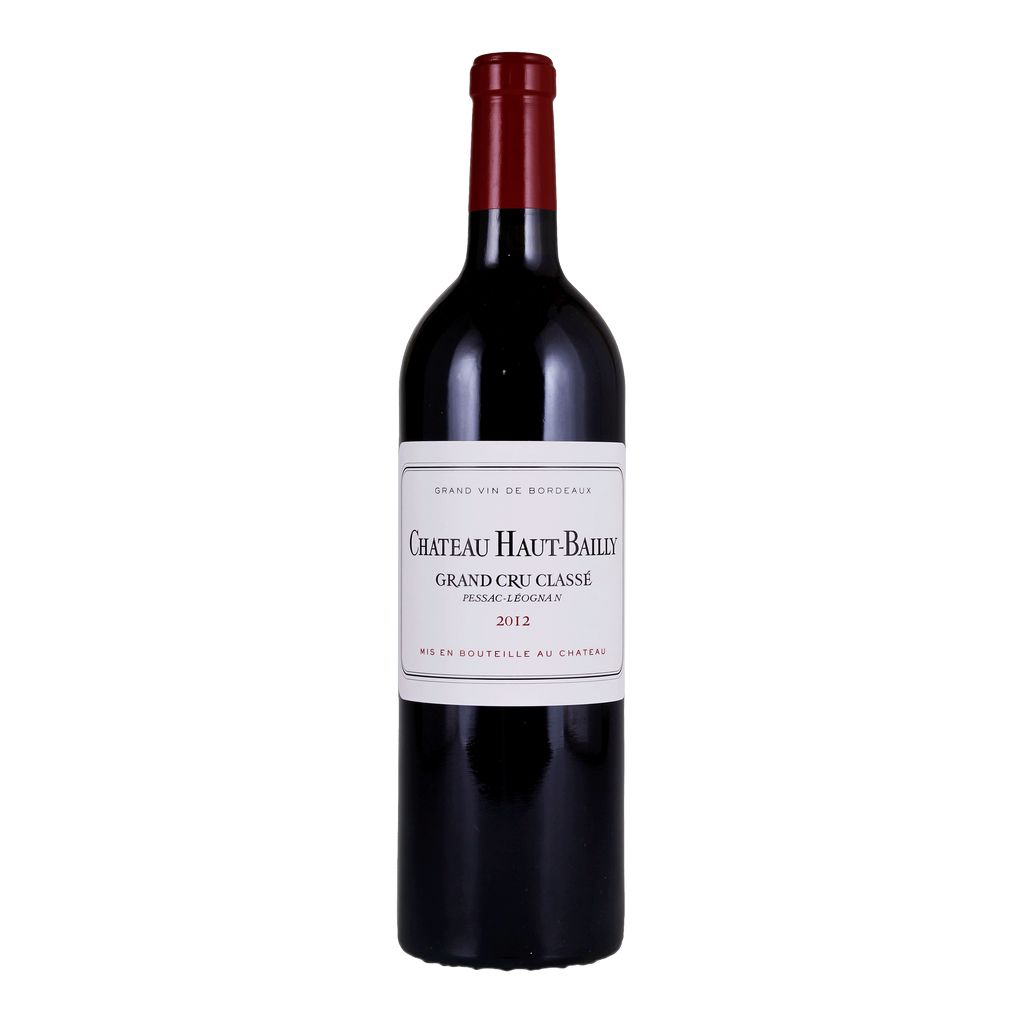 Wine Ch. Haut Bailly 2012