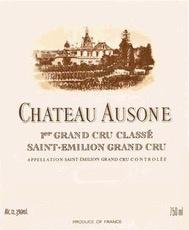 Wine Chateau Ausone 2000