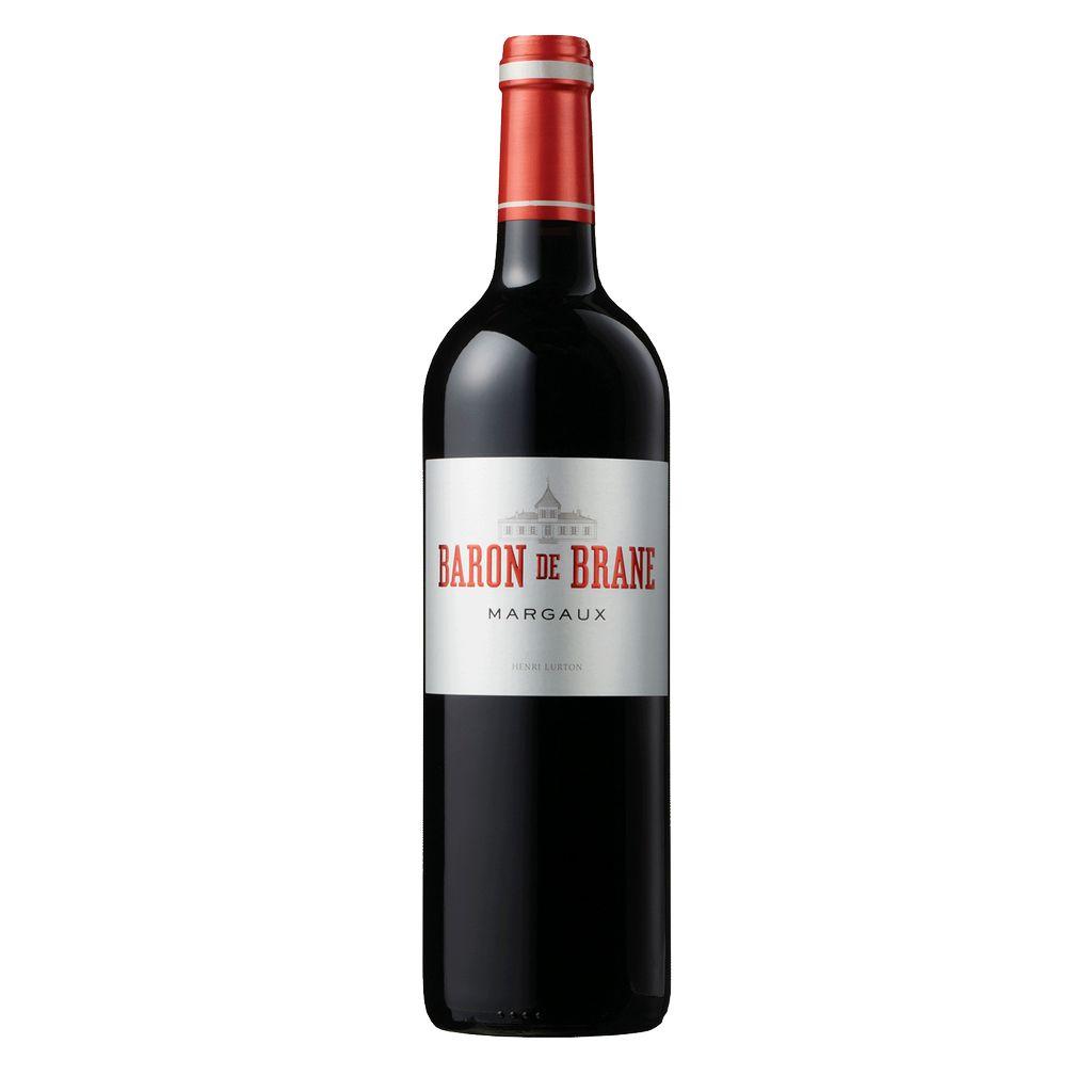 Wine Château Brane-Cantenac, Baron de Brane Margaux 2012 1.5L
