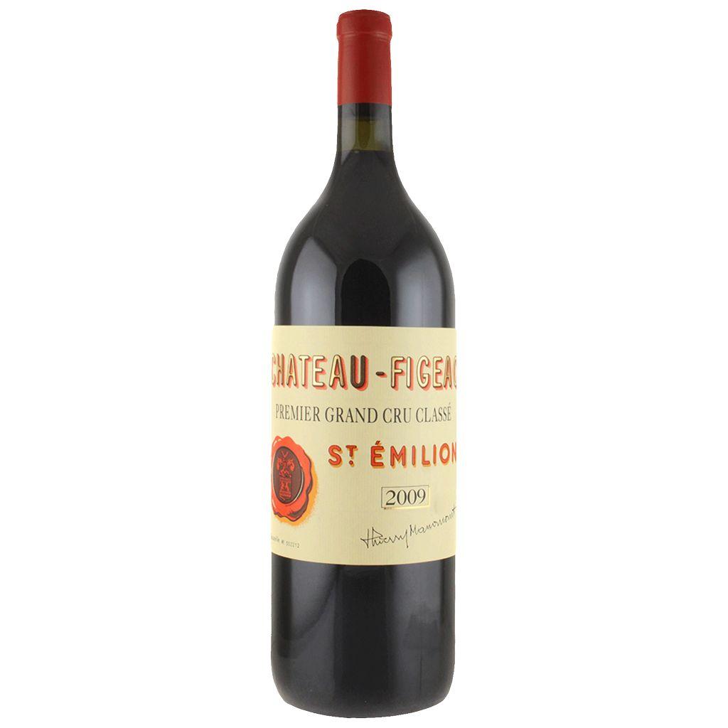 Wine Ch Figeac 2009 3L
