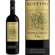 Wine Ruffino Chianti Classico Riserva Ducale Gold 1997
