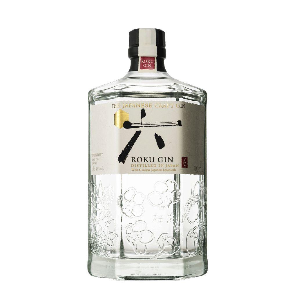 Spirits Suntory Roku Gin 86