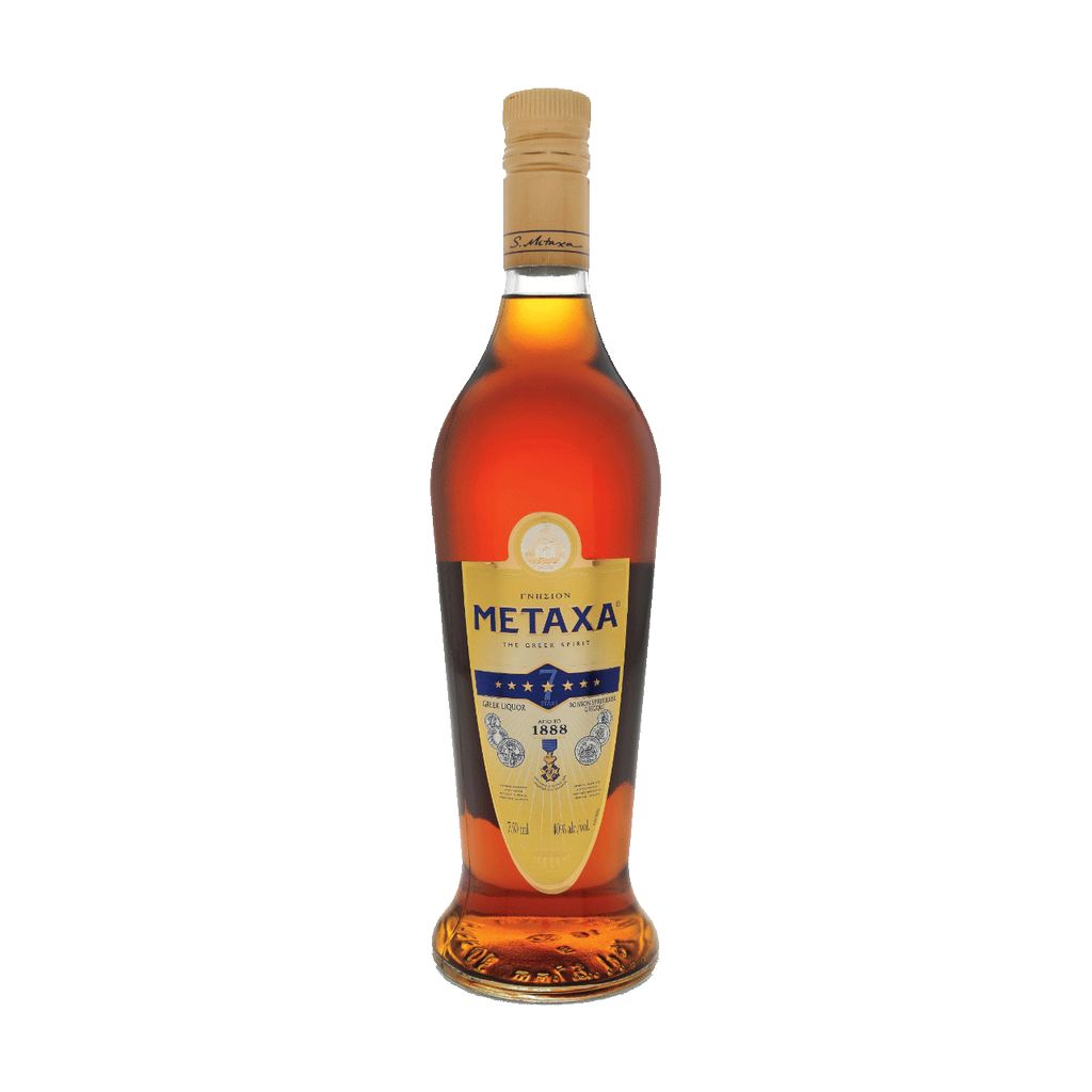 Spirits Metaxa Brandy 7 Star 92 Proof