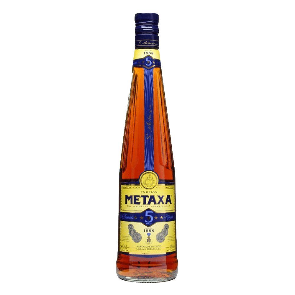 Spirits Metaxa Brandy 5 Star