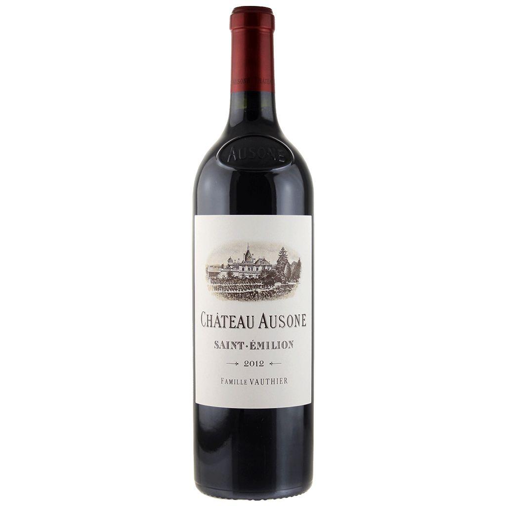 Wine Chateau Ausone 2012