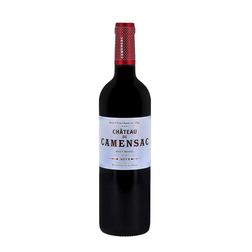 Wine Ch. Camensac 2012 375 ML