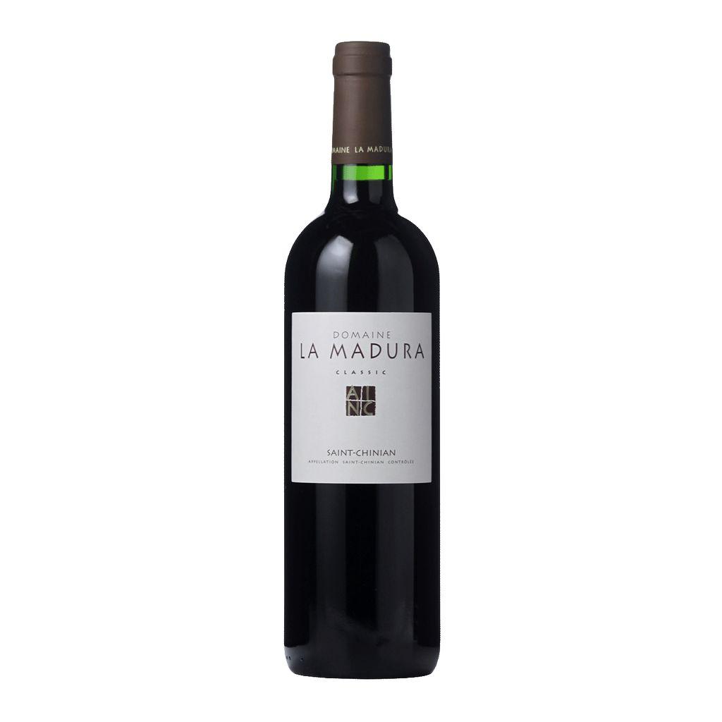 Wine Domaine La Madura Saint-Chinian Classic Rouge 2015