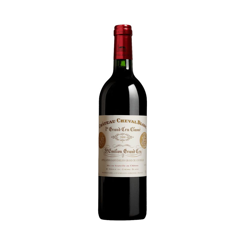 Wine Chateau Cheval Blanc 2000
