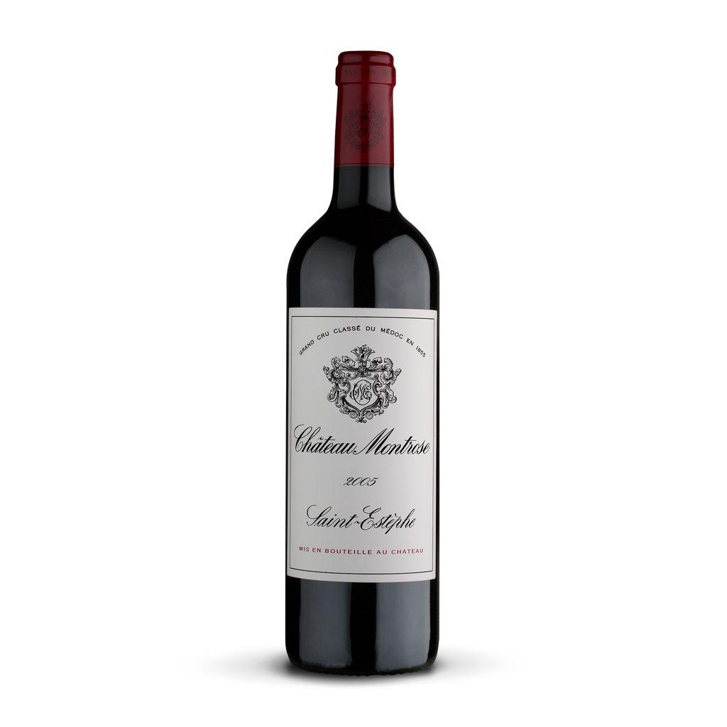 Wine Ch. Montrose 2005
