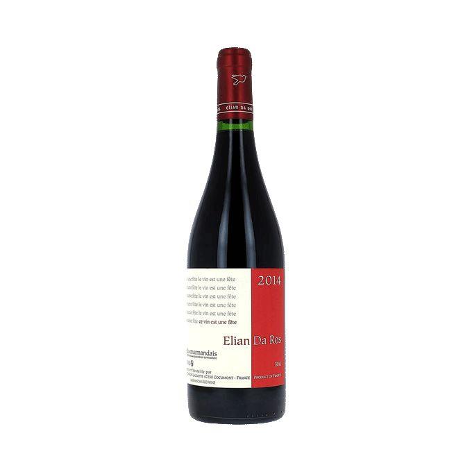 Wine Elian da Ros Cotes du Marmandais Le Vin est Une Fete 1.5L 2014