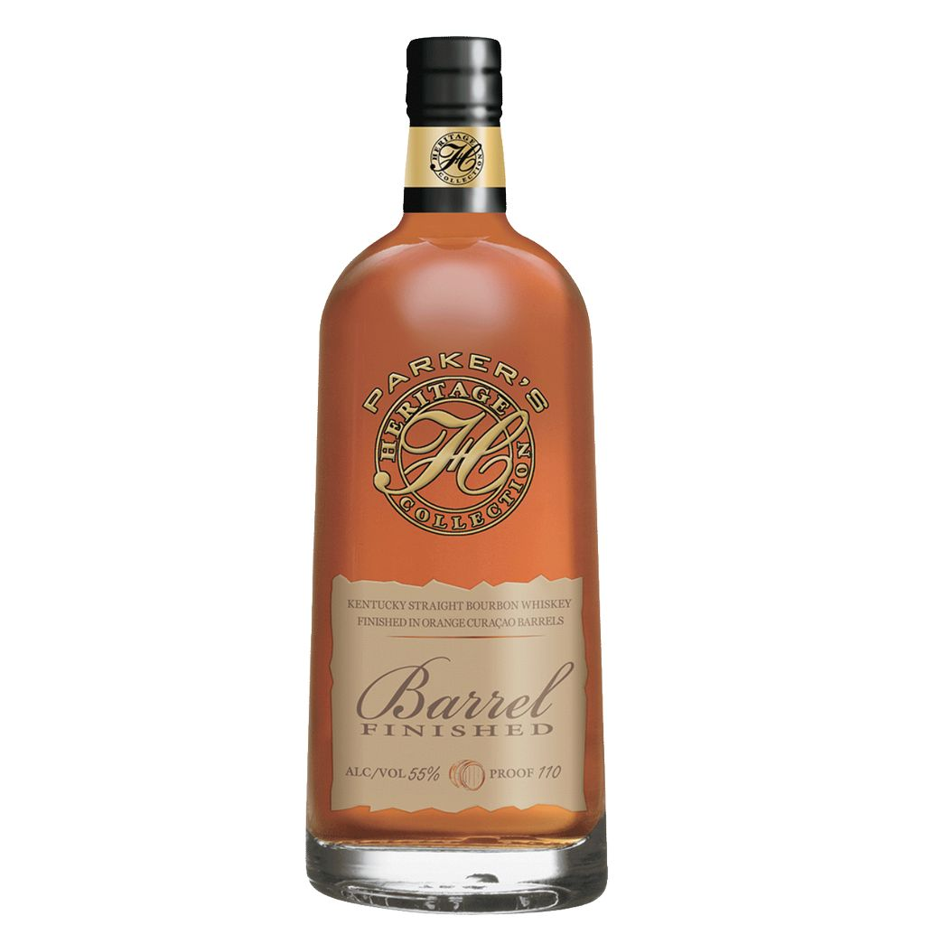 Spirits Parkers Heritage Curacao Bourbon Barrel Finished 110 Proof 12th Edition