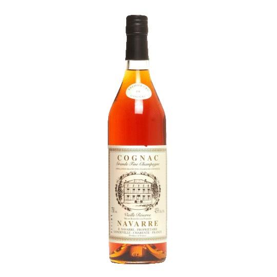 Spirits J Navarre Vieille Reserve GC Cognac