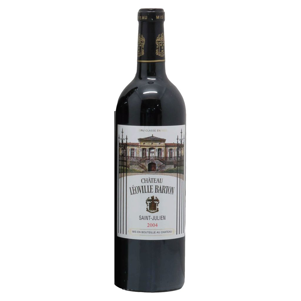 Wine Ch. Leoville Barton 2004