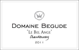 Wine Domaine Begude Chardonnay Le Bel Ange 2016