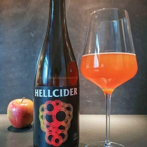 Wine No Control HellCider NV