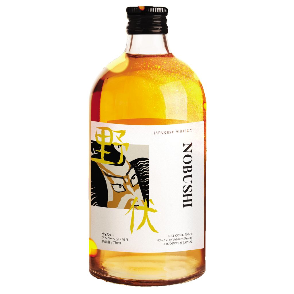 Spirits Nobushi Japanese Whisky