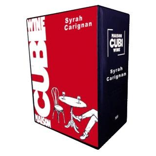 Wine Maison Cubi Syrah Carignan 2016 3L in a Box